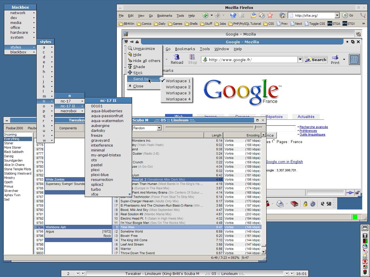 box News & Screenshot Repository