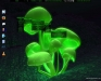 Green Mushrooms :: yodabug